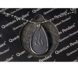 Quantum Flame Pendant