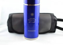 Blue Alkaline Water Bottle
