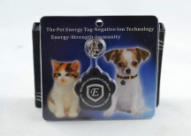 Energy Pet Tag