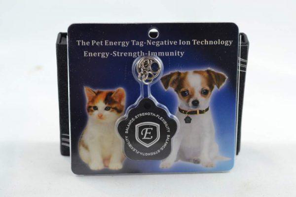 Energy Pet Tag