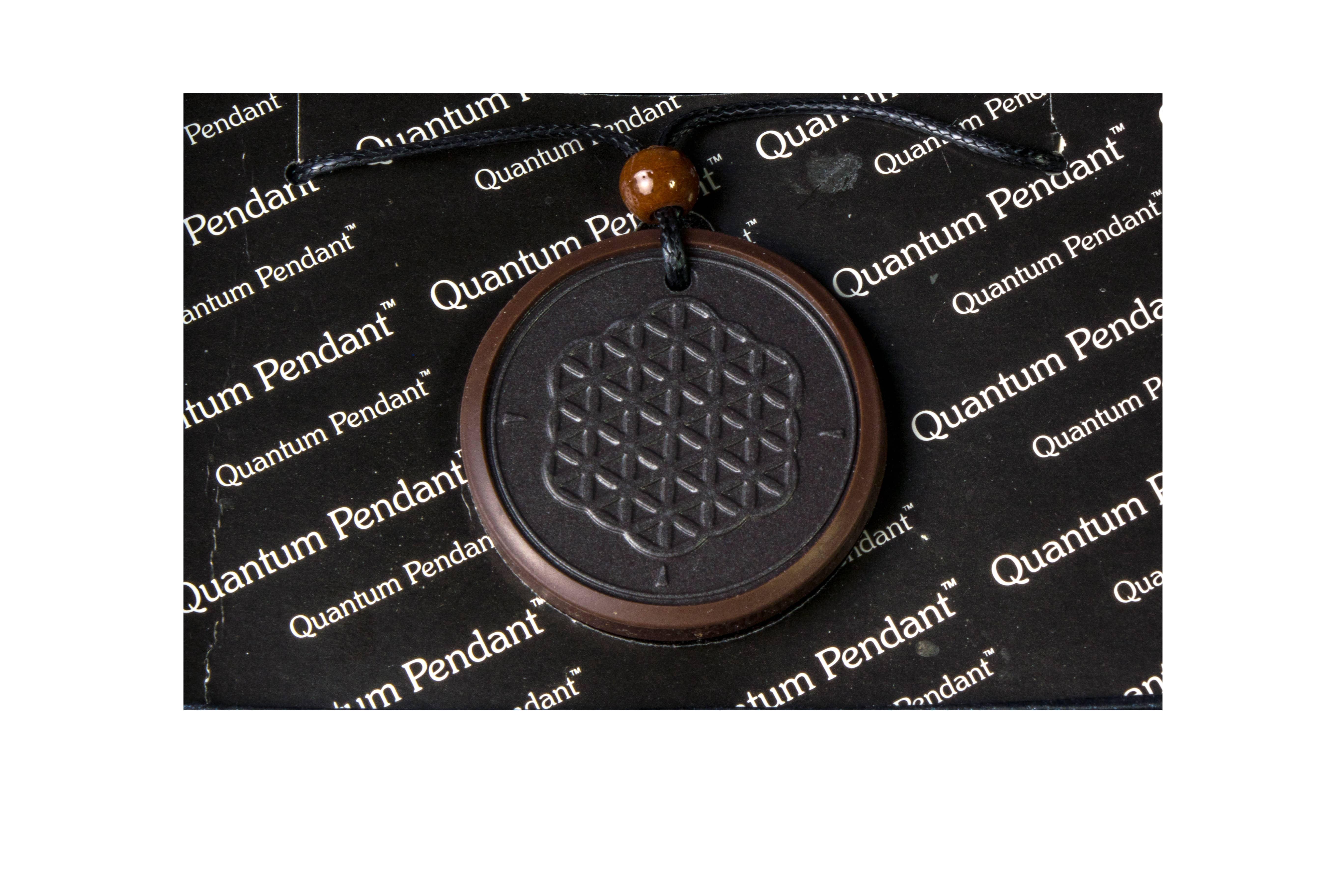 Flower of life quantum pendant quantum pendant scientific proof flower of life quantum pendant aloadofball Gallery