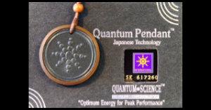 Quantum Pendants - Traditional Designs